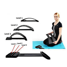 Magic Back Stretcher Lumbar Support Device