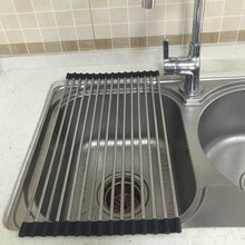 Hirundo Foldable Stainless Steel Sink Rack