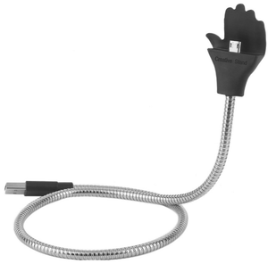 Flexible Hand Palm Shape Phone Charger