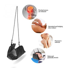Portable Cervical Traction and Relaxation Device