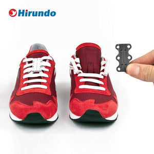 Hirundo Magnetic Shoe Buckles,One Pair