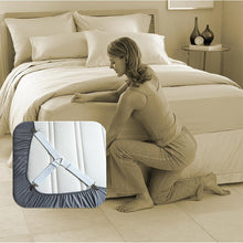 Bed Sheets Adjustable Triangle Elastic Gripper, 8 Packs