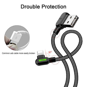 Smart Elbow Charging Cable