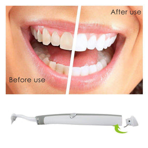 3 In 1 Tooth Cleaning Tools Kit With LED Light