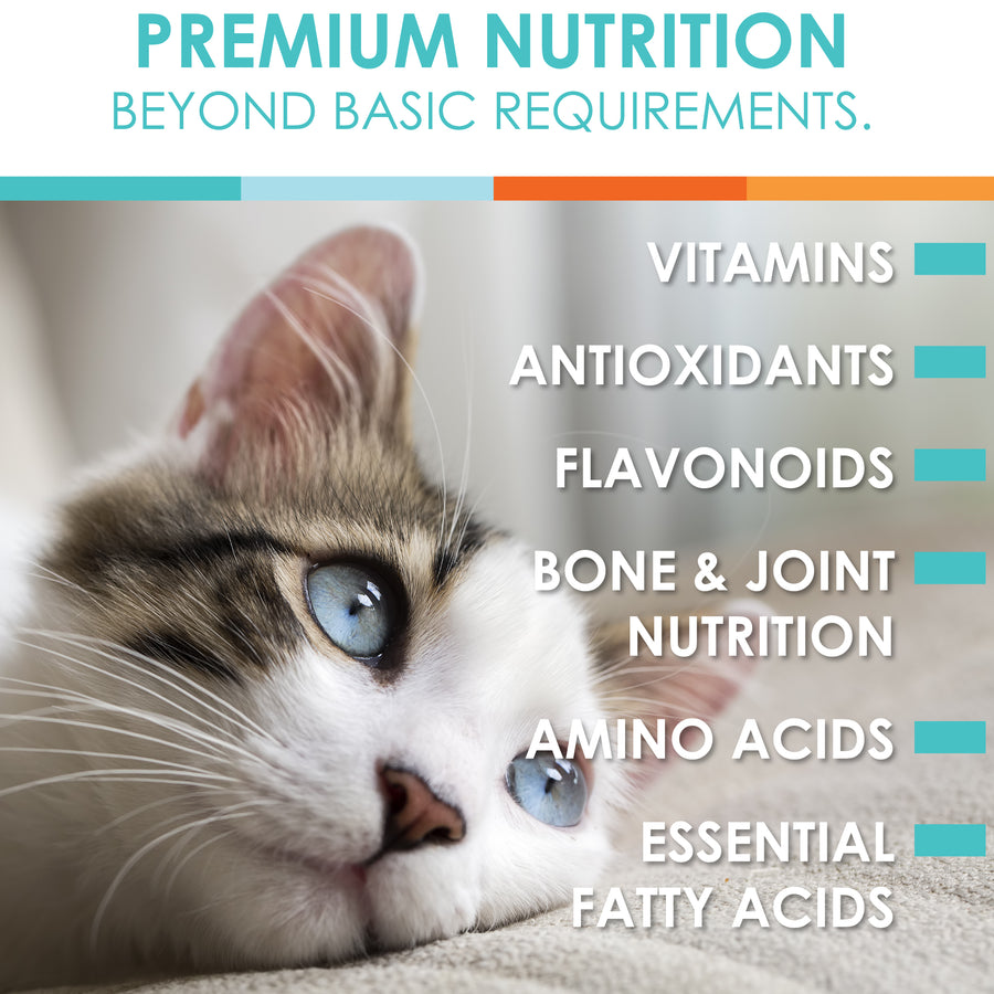 cat vitamins ingredients