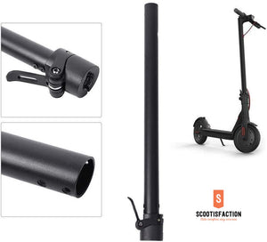 Complete Folding Pole with based assembled for Xiaomi PRO/ PRO2 Electric scooter