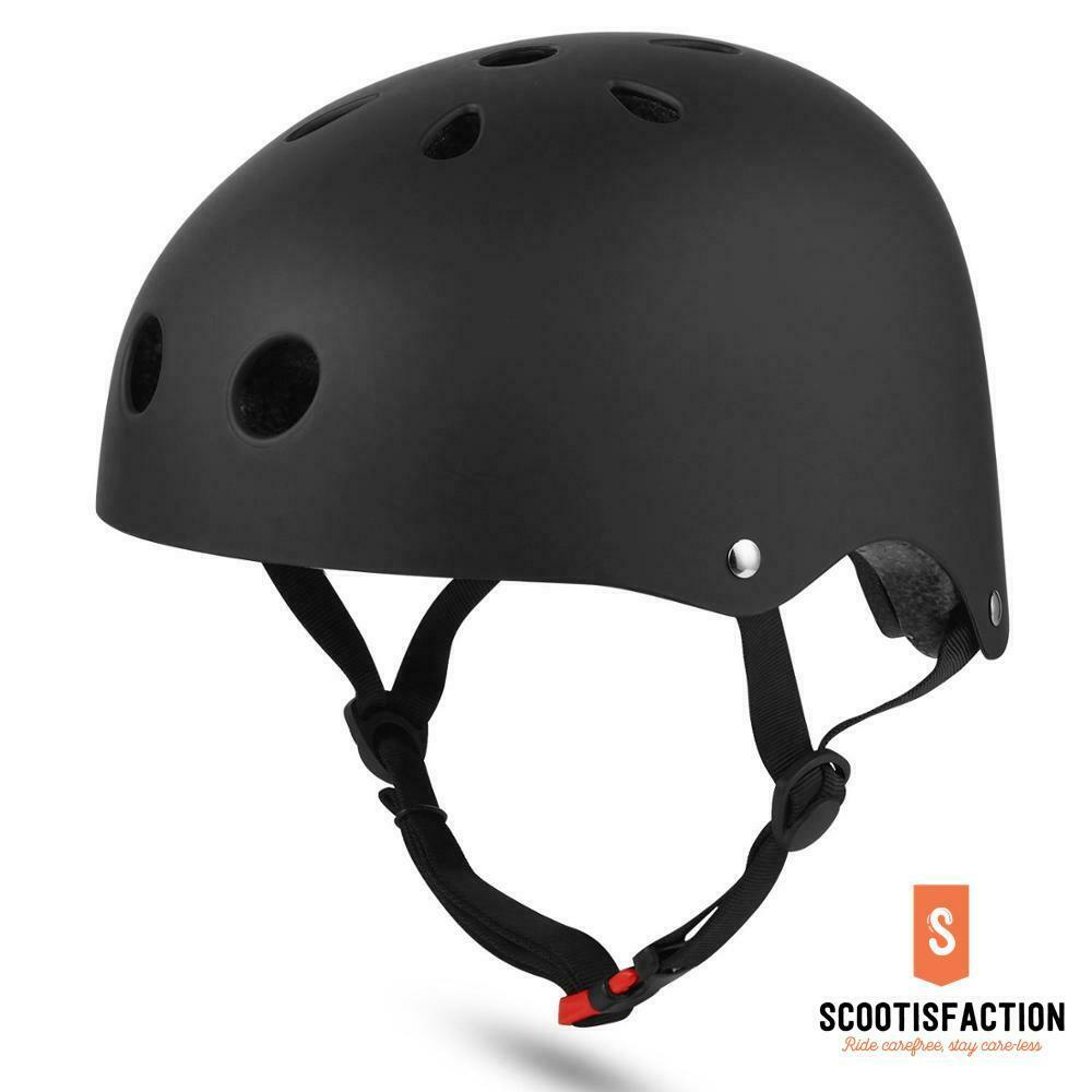 ORIGINAL HELMET FOR ELECTRIC SCOOTER XIAOMI NINEBOT BIKES BLACK