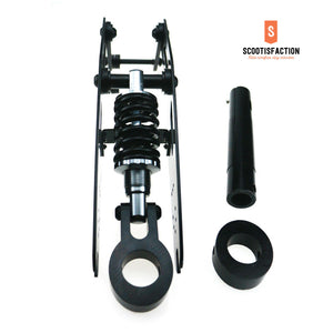 FRONT SUSPENSION KIT BLACK SHOCK ABS FOR XIAOMI M365/ 1S/ LITE ELECTRIC SCOOTER