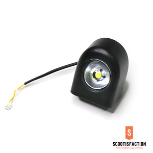 FRONT LIGHT REPLACEMENT FOR XIOAMI M365/ 1S/ PRO/ PRO2/ LITE ELECTRIC SCOOTER