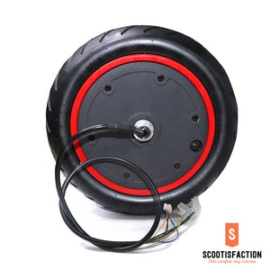 FRONT WHEEL MOTOR ASSEMBLED FOR PRO M365 XIAOMI