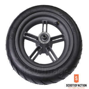 REAR WHEEL ASSEMBLED INFLATABLE WITH HUB 8 1/2X2 TYRE FOR PRO/ PRO2 XIAOMI ELECTRIC SCOOTER