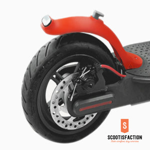REAR RED FENDER MUDGUARD SHORT XIAOMI M365/ 1S/ PRO/ PRO2/ LITE ELECTRIC SCOOTER