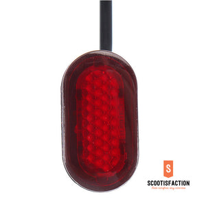 RED TAIL LIGHT BRAKE LAMP FOR XIAOMI M365/ PRO ELECTRIC SCOOTER