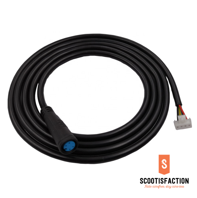 DATA CONTROL CABLE POWER CONNECTION FOR XIAOMI M365/ 1S/ PRO/ PRO2/ LITE ELECTRIC SCOOTER