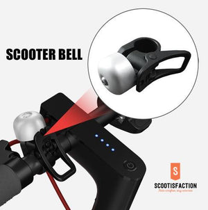 HANDLE BAR BELL FOR M365/ 1S/ PRO/ PRO2/ LITE XIAOMI Electric Scooter