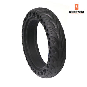 "SOLID TYRE NEW DESIGN HONEYCOMB 8.5"" INCH XIAOMI M365/ 1S/ PRO/ PRO2/ LITE ELECTRIC SCOOTER"