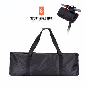 Carry bag with Zip and foldable for Ninebot ES1/ ES2/ ES4 Electric Scooter
