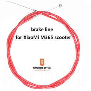 BRAKE LINE REAR BRAKE CABLE REPLACEMENT FOR XIAOMI M365/ 1S/ LITE ELECTRIC SCOOTER