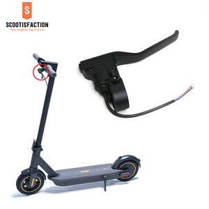 Genuine Brake handle lever Max G30 Ninebot Electric scooter