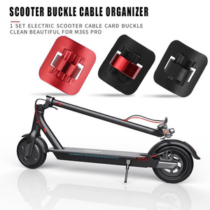 CABLE TIE ORGANIZER BUCKLE FOR CABLES FOR XIAOMI M365/ 1S/ PRO/ PRO2/ LITE ELECTRIC SCOOTER