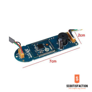 GENUINE M365 DASHBOARD XIAOMI ELECTRIC SCOOTER INCLUDING COVER