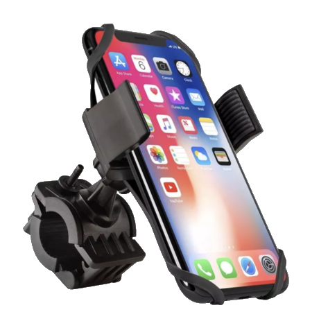 PHONE HOLDER BLACK FOR XIAOMI M365/ 1S/ PRO/ PRO2/ LITE ELECTRIC SCOOTER