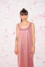 Load image into Gallery viewer, Sequin Tank Dress
