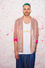 Load image into Gallery viewer, Sequin Jacket man