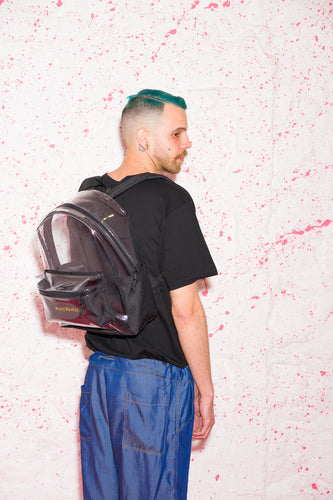 Transparent Back-Pack
