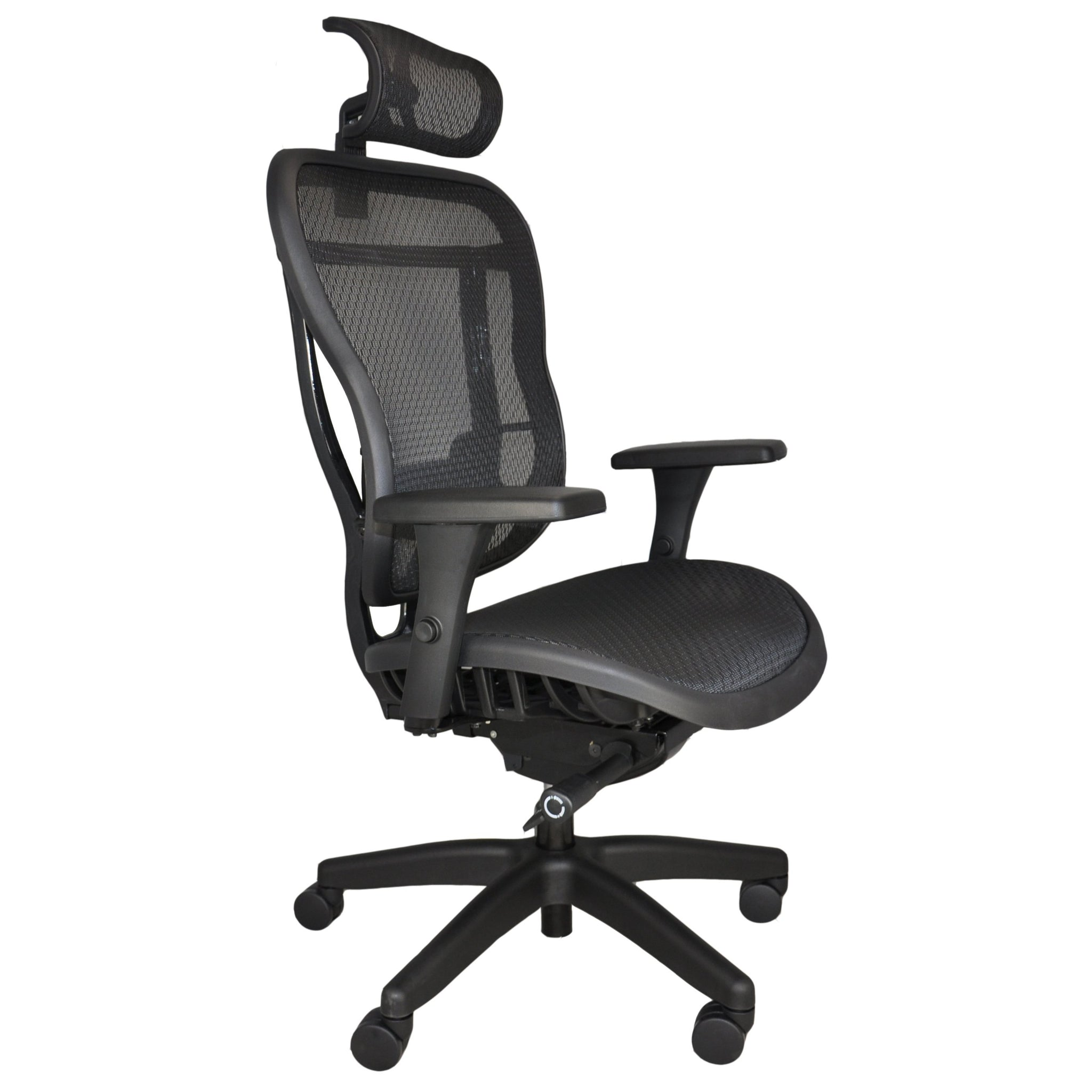 Oak Hollow Furniture Aloria Series Mesh Office Chair - with Headrest