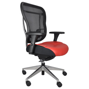 Aloria Series Leather Office Chair