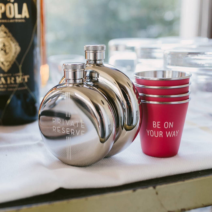 Private Reserve 3oz. Flask