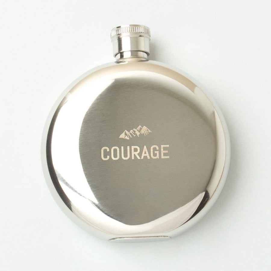 Courage Flask 5 oz