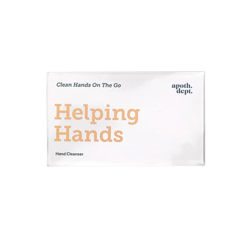 Helping Hands - Hand Santizer Sachets