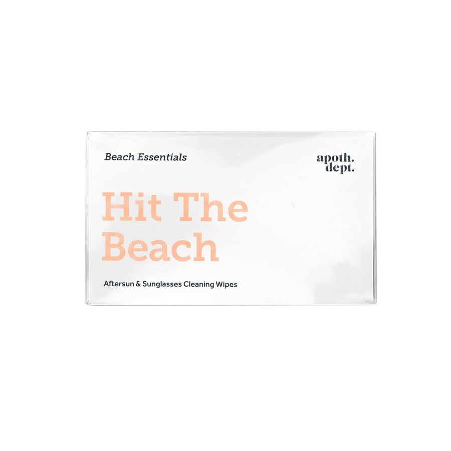 Hit the Beach - Beach Essentials Sachets