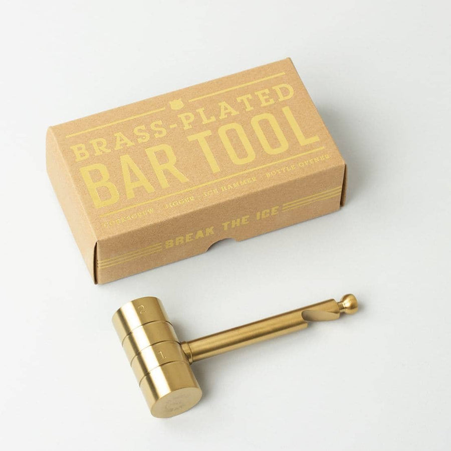 4-in-1 Bar Tool - Bronze