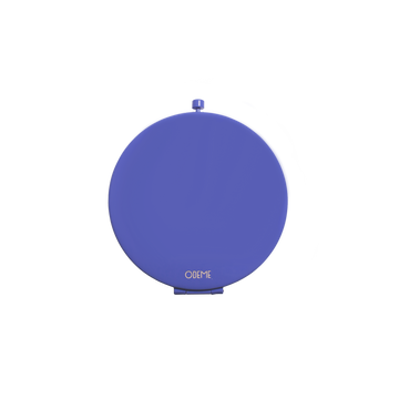 Blue Compact Mirror