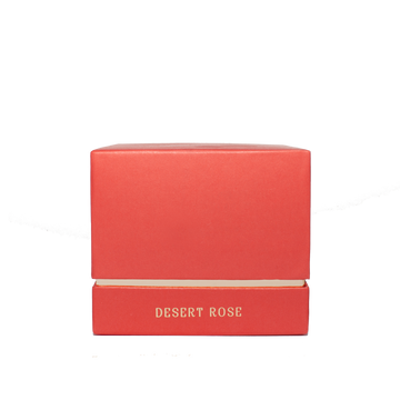 Desert Rose Candle