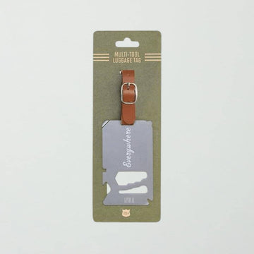 Luggage Tag Multi-Tool - Everywhere