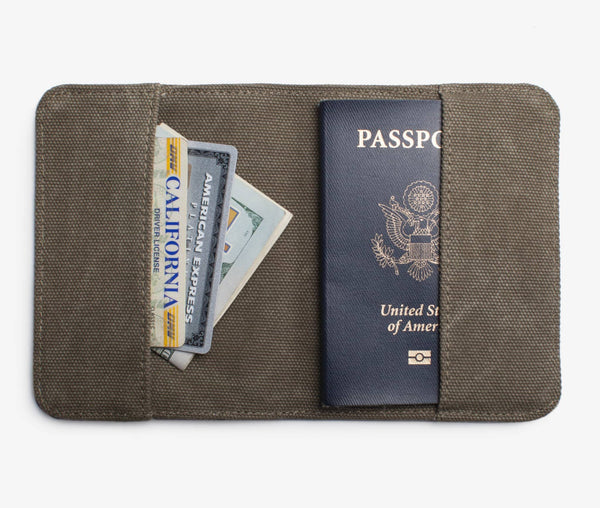 Wanderlust Passport Holder Izola
