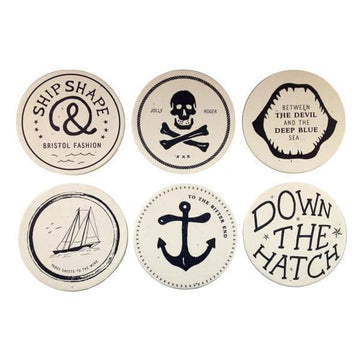 Drunken Sailor Coasters