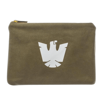 Eagle Zipper Pouch