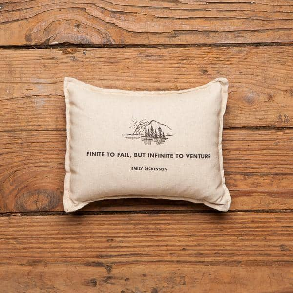 Dickinson Balsam Pillow