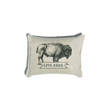 Live Free Balsam Pillow