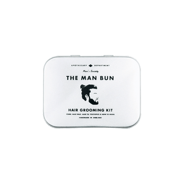 Man Bun Hair Kit