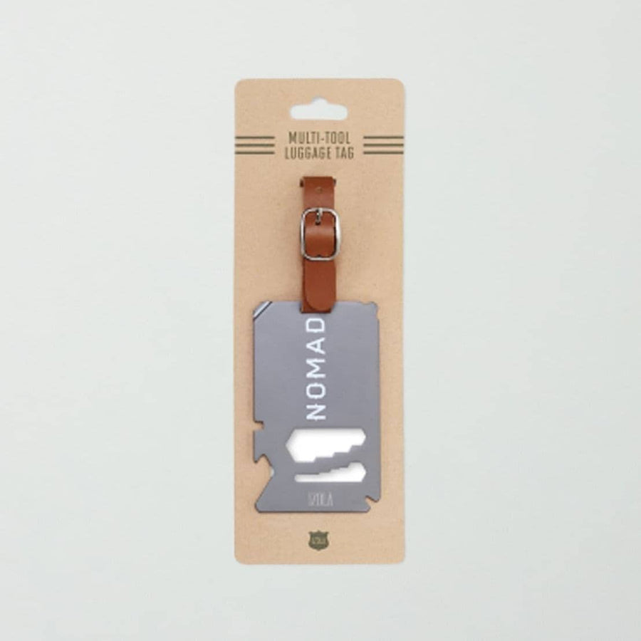 Luggage Tag Multi-Tool - Nomad
