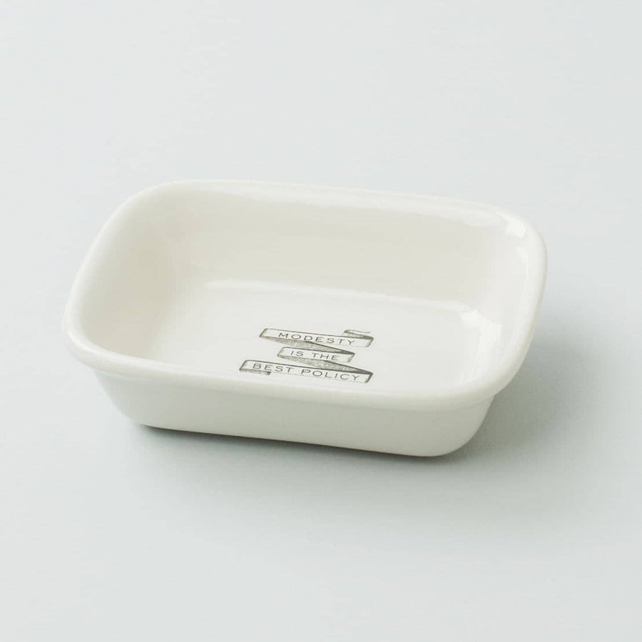 Powder Room Soap Dish