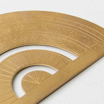 BRASS PROTRACTOR