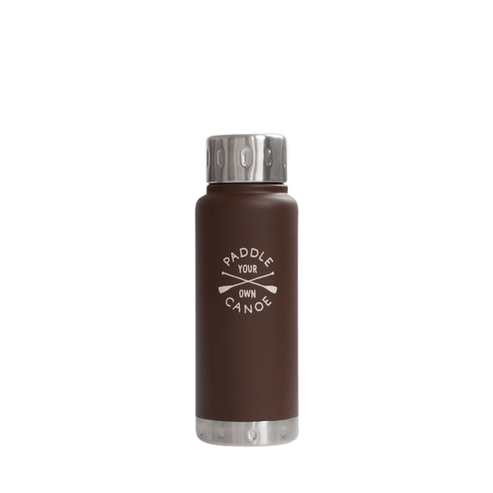 Paddle Your Own Canoe Water Bottle - 10 oz.
