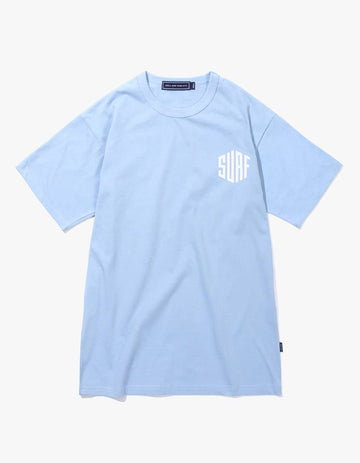 SURF S/S TEE - BLUE